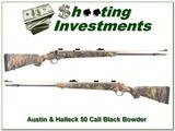 Austin & Halleck Stainless Black Powder 50 Cal - 1 of 4