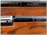 Weatherby Mark V Deluxe 300 XX Wood Exc Cond! for sale - 4 of 4