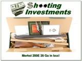 Merkel 280E 28 Gauge NIB 28in IC & Mod for sale - 1 of 4