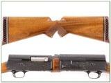 Browning A5 68 Belgium Magnum 12 Ga VR collector! - 2 of 4