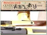 Winchester 94 Centennial 66 30-30 20in Carbine NIB - 4 of 4