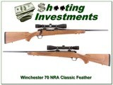 Winchester 70 NRA Classic Feather 30-06 NRA Leupold NEW! for sale