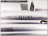 Colt King Cobra Stainless 6in 357 Magnum for sale - 4 of 4