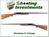 Winchester Model 37 Red Letter 12 Gauge 30in Full for sale