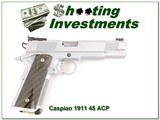 Caspian 1911 in 38 Super Exc Cond! for sale