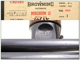 Browning A5 73 Belgium MAG 12 unfired in box! - 4 of 4