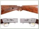 Browning 22 Auto Grade III hand engraved ANIB! - 2 of 4