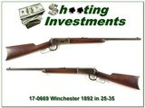 Winchester 1894 in 25-35 made in 1908 for sale