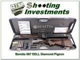 Beretta S 687 EELL Diamond Pigeon 12 Ga ANIC! for sale