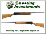 Browning A5 12 Magnum 68 Belgium for sale
