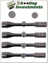 Weatherby Supreme 3-9x44mm Scope mint collector w/ covers