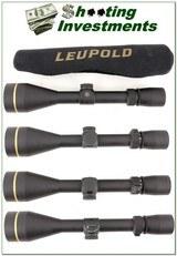 Leupold VX 3i VX-3i scope 3.5-10 x 50mm as new!