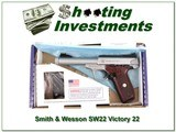 Smith & Wesson SW22 Victory 22 ANIB