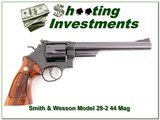 Smith & Wesson 29-2 8 3/8 in Blued Exc Cond!