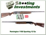 Remington 1100 Sporting 12 Gauge 2011 Great Eastern for sale - 1 of 4