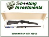 Benelli M1 12 Ga made by H&K Exc Cond