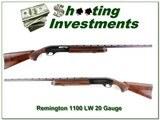 Remington 1100 LT-20 20 Ga 28in VR Mod