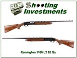 Remington 1100 LT-20 early gun Exc Cond! - 1 of 4