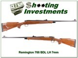 Remington 700 BDL Left-Handed 7mm near new! - 1 of 4