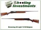Browning A5 Light 12 55 Belgium Collector Cond!