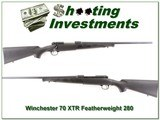 Winchester 70 XTR Featherweight Synthetic for sale - 1 of 4