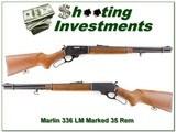 Marlin 336 JM Marked 35 Remington for sale - 1 of 4