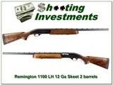 Remington 1100 Left Handed Skeet 12 Ga 2 barrels - 1 of 4