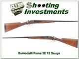 Bernadelli Roma 3E 12 Gauge for sale
