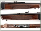 Browning 1885 Low Wall 22 Hornet Exc Cond - 3 of 4