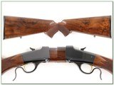 Browning 1885 Low Wall 22 Hornet Exc Cond - 2 of 4