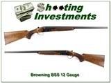 Browning BSS 12 Gauge 26in IC & Mod