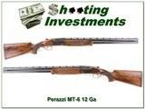 Perazzi MT-6 12 Ga Case Colored Exc Cond for sale