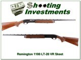 Remington 1100 LT-20 Vent Rib Skeet choked