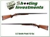 LC Smith Field 12 Ga 1947 for sale