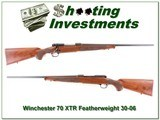 Winchester 70 XTR Featherweight 30-06! for sale