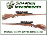 Custom Winchester 88 Left-Handed 358 Winchester for sale