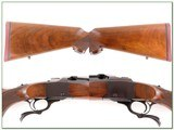 Ruger No.1 B Red Pad 243 Winchester 26in barrel for sale - 2 of 4