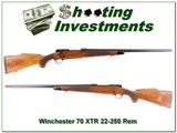Winchester Model 70 XTR 22-250 Varmint! for sale - 1 of 4