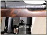 Custom German Mauser in 25-06 with 4X Swift Scope - 4 of 4