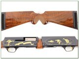 Browning A-500 Ducks Unlimited 12 Ga unfired in box! - 2 of 4