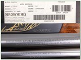 Browning A-500 Ducks Unlimited 12 Ga unfired in box! - 4 of 4