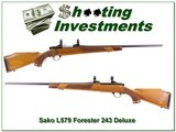 Sako L579 Forester Deluxe in 243 Winchester for sale - 1 of 4