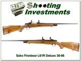 Sako L61R Finnbear Dleuxe 30-06 for sale - 1 of 4
