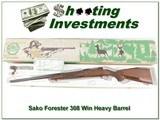 Sako L579 Forester Heavy Barrel 308 NEW in BOX!
