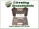 Smith & Wesson 1911 Performance Center NIC