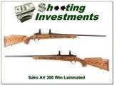 Sako AV 300 Win Mag Laminated as new