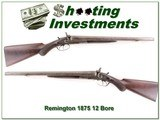 Remington 1875 12 bore Lifter for sale - 1 of 4