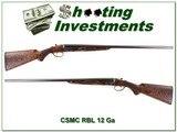 Connecticuit Shotgun CSMC RBL 12 Ga XX Wood - 1 of 4