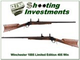 Winchester 1885 Limited Edition 405 Win - 1 of 4
