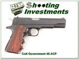Colt Government 45 ACP - 1 of 4